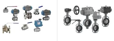 Kulventiler, stålVridspjällventilerVi har vridspjällventiler av flera olika typer i vårt sortiment. ...
