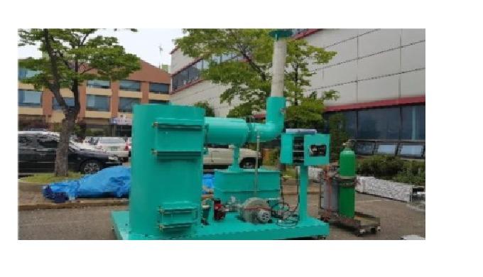 Tornado Incinerator | Thermal treatment