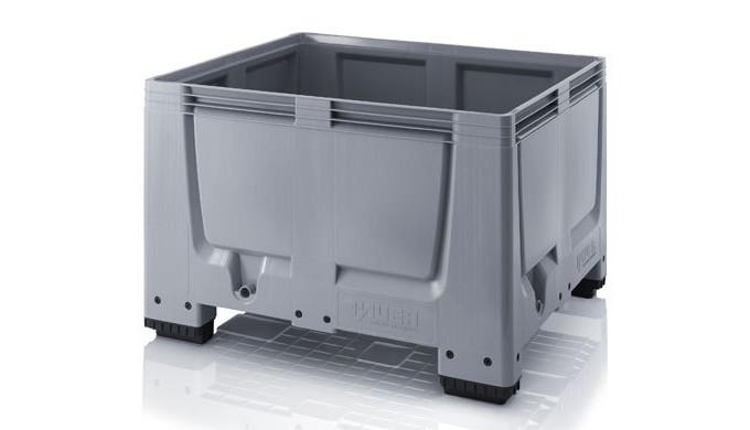 Containerele sunt fabricate dintr-un material plastic robust si rezistent la zgîrieturi. Suprafaţa n...