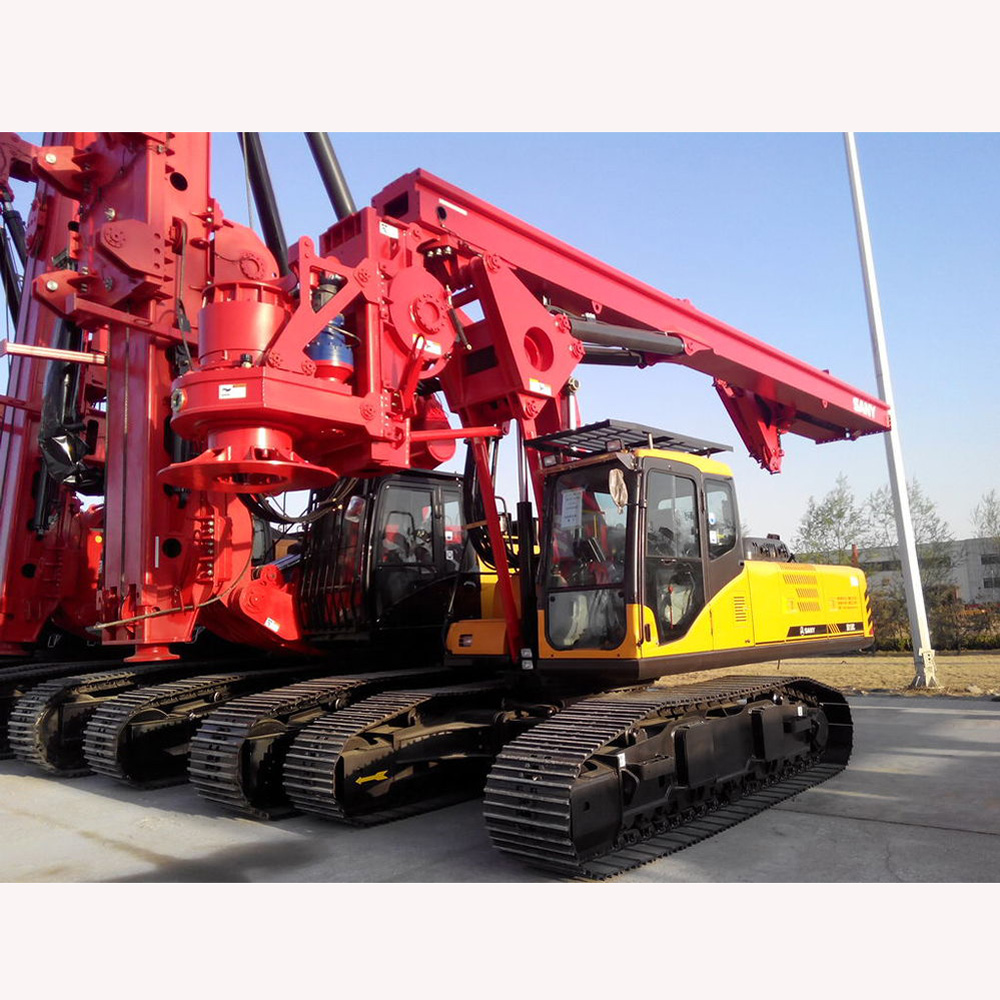 Classic model: Mainly used for soil layer, high construction efficiency, easy to transport High effi...