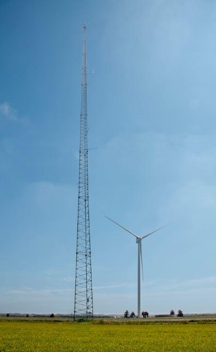 MET - towers