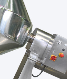 Mezcladora bicónica MB-500