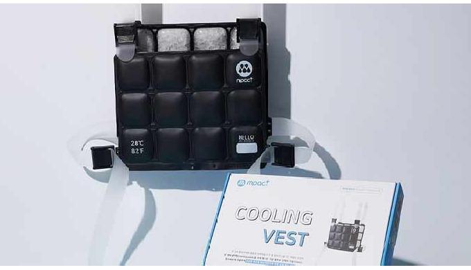 Cooling Vest (Jacket) Body cooler