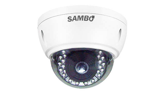2M HD - Full HD Motorized HD dome IR camera