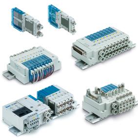 Distributeur 3/2, SJ2000/3000