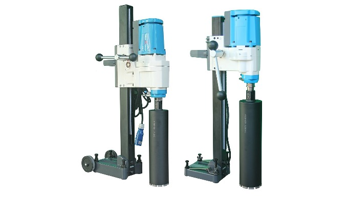 Stand: TS-162 Motor: R1521/R1522 (Made in Japan) Maximum Bit Capacity: 180 mm ( 7