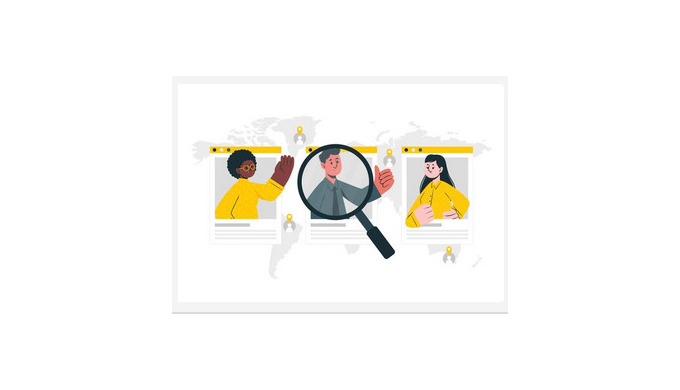 Поиск работы в Интернете: Минусов нет