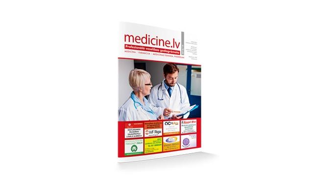 Profesionālā veselības gadagrāmata medicine.lv
