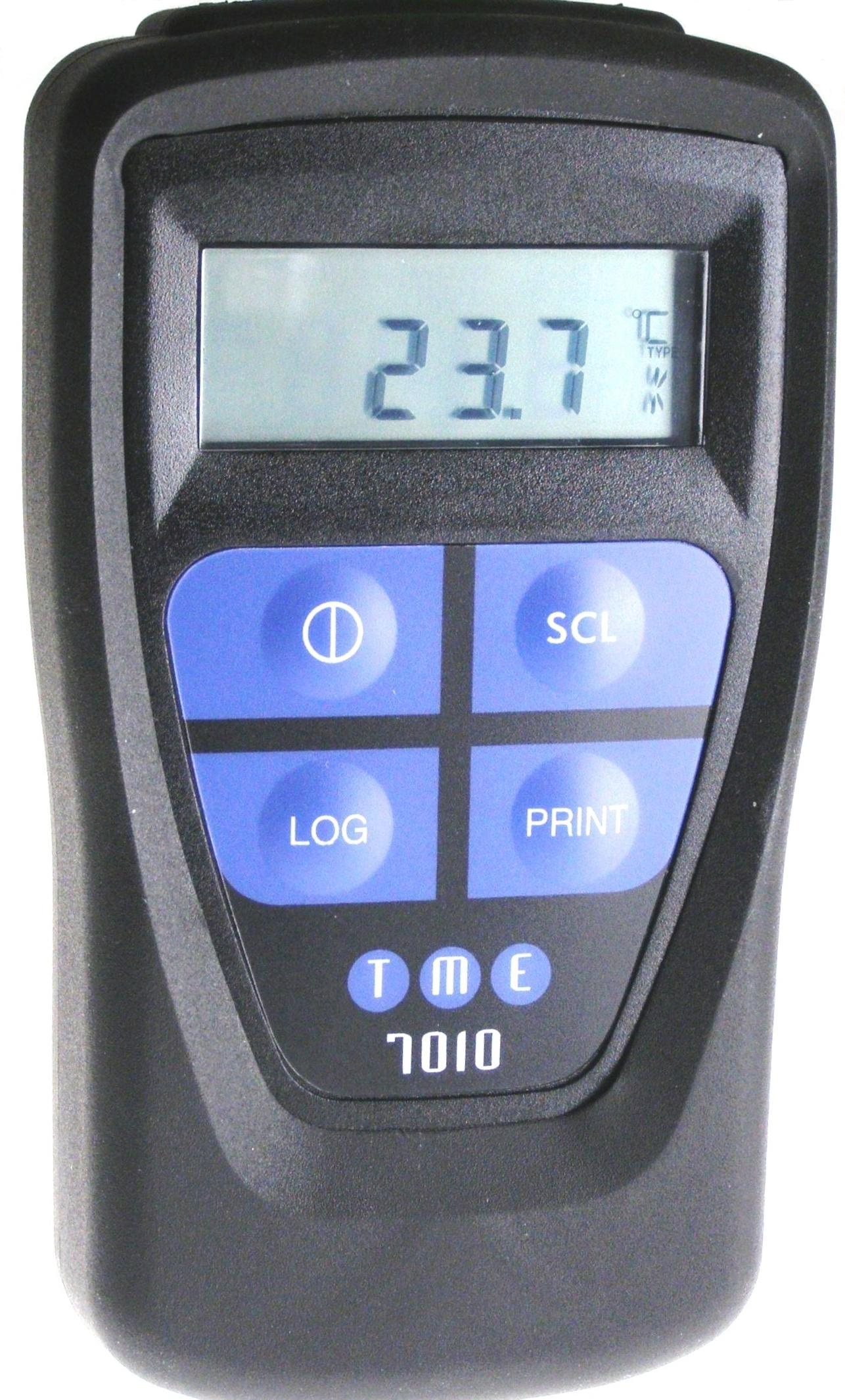 This Waterproof, Self-Calibrating thermometer can log up to 250 timed and dated temperature records....