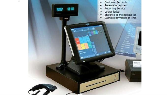 Pokladna, pokladní modul systému EPOS