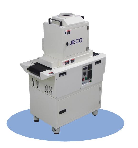 Small conveyor type UV Cure Machine