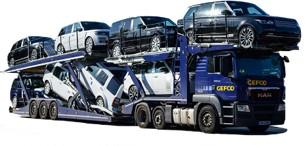 Les opérations sur véhicules, la valeur ajoutée GEFCO Le réseau mondial GEFCO compte 90 parcs automo...