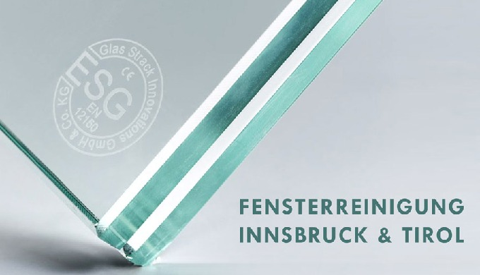 Brilliant-Clean Gebäudereinigung Innsbruck bietet qualitative und fachgerechte Fensterreinigung in I...