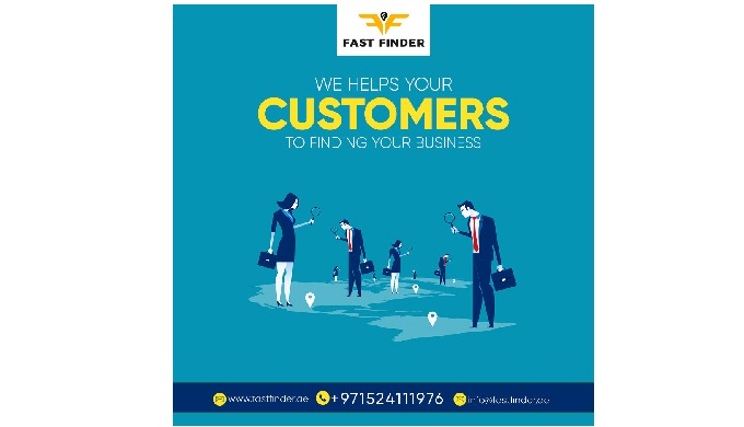 Fast Finder Business Directory In Dubai