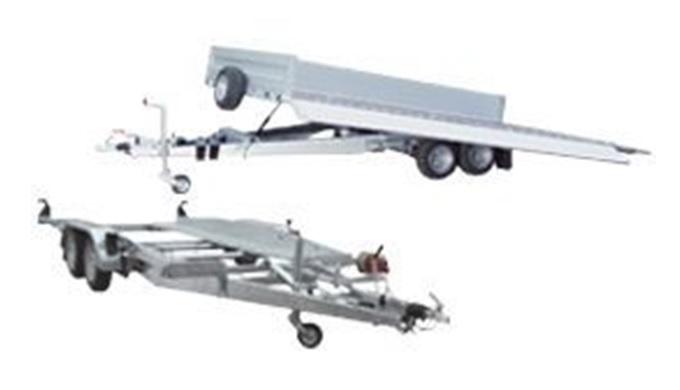 Autotransporter  - Kleinwagentransporter