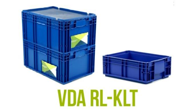Gamma perfettamente rispondente alle specifiche VD Quattro nuovi modelli tra le gamme R-KLT e RL-KLT ...