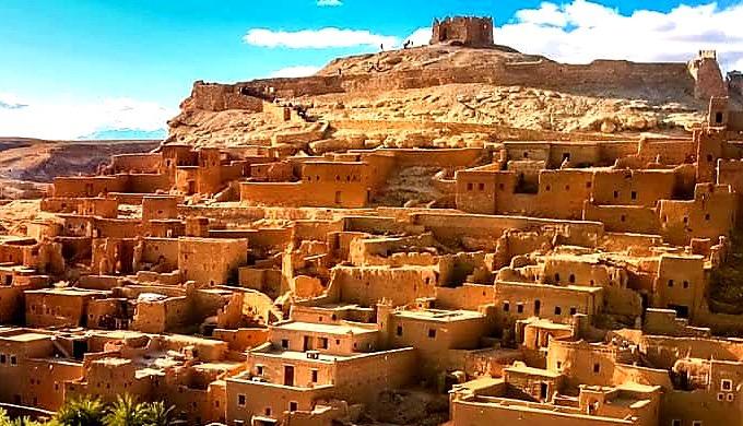 Shared & Private 3Days Desert Tours form Fes To Marrakech Day1: Fes – Ifrane – Ziz Valley – Desert E...