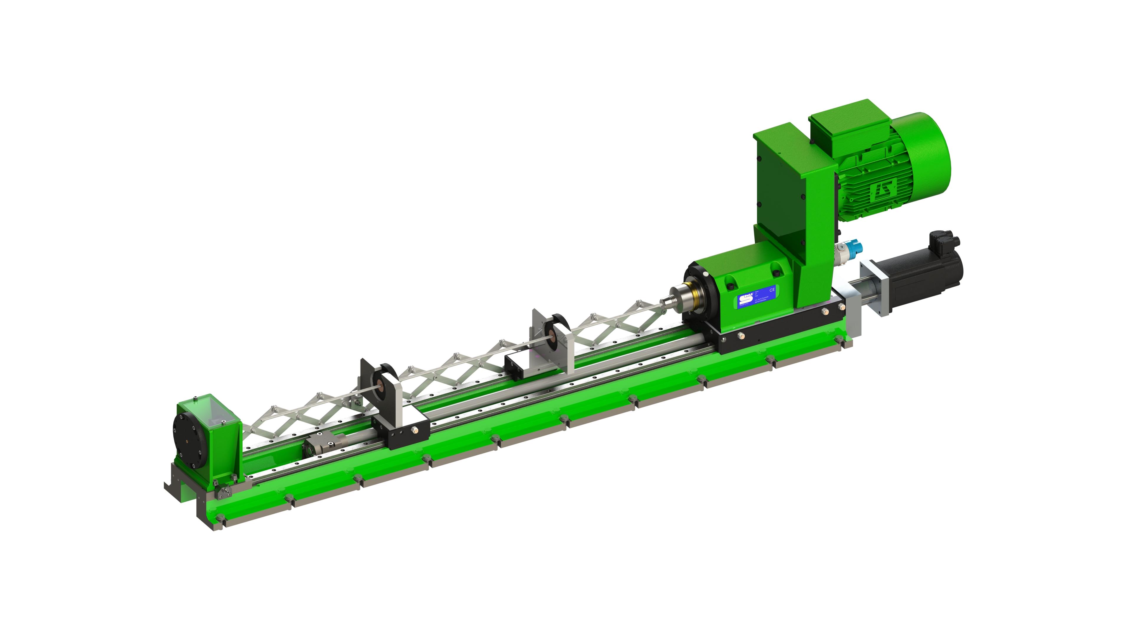 Unité de perçage profond Capacité de Ø7 à Ø12 mm dans acier 600N/mm² Profondeur de perçage ≤ 80xD, 8...