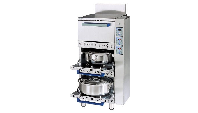 Rinas- Commercial Gas Rice Cooker