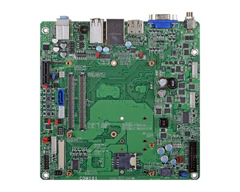 COM101-BAT | Carrier Board | Mini-ITX | COM Express Basic/Compact | DFI