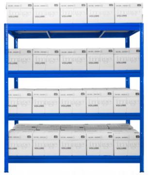 Universal, heavy-duty screwless shelf Universal, heavy-duty screwless shelf with: - very high load c...