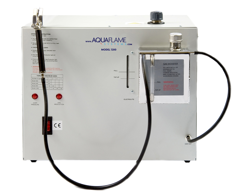 Aquaflame Systems provide solutions for micro soldering and acrylic flame polishing through a range ...