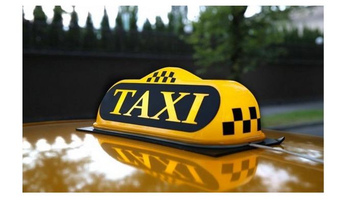 3 способа быстро заказать такси в Киеве