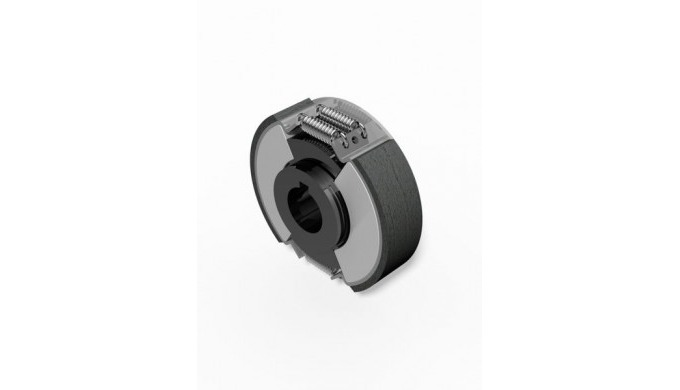 Centrifugal clutches without housing