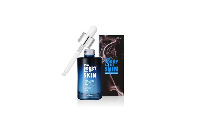 I'm Sorry for My Skin Relaxing Cream Ampoule