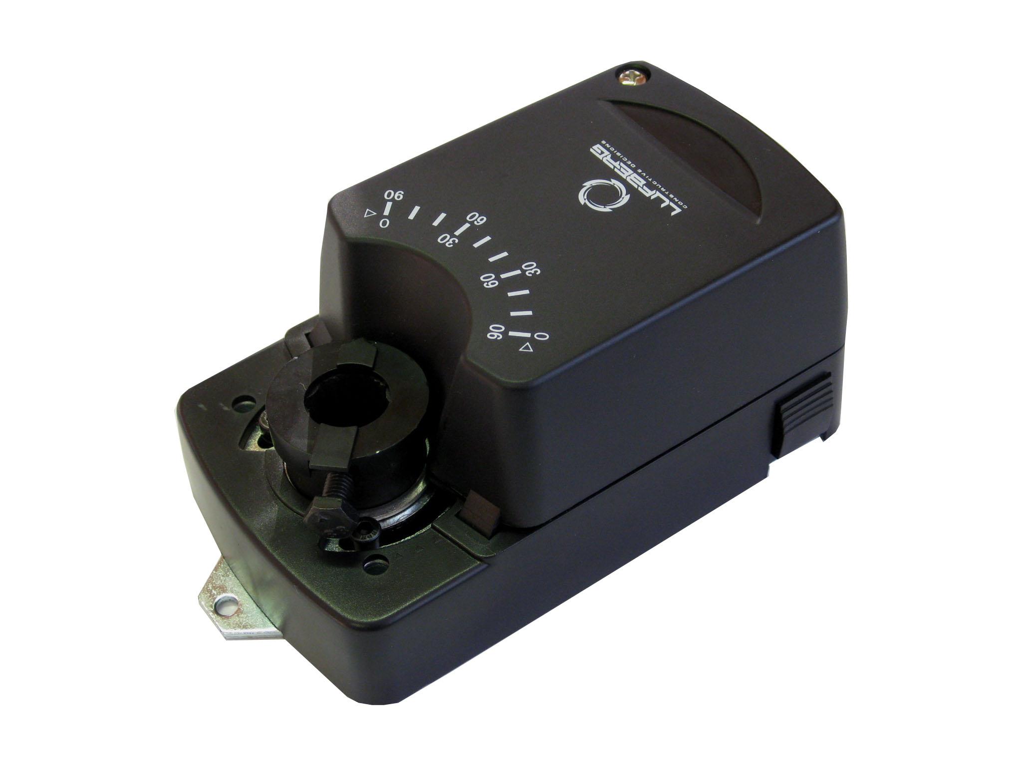 Elektronické ovládací mechanismy pro vzduchové klapky a klapky VZT systémůPro využití při automatiza...