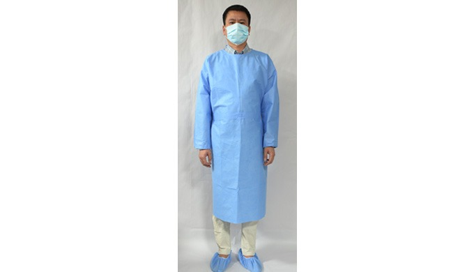 Isolation Gown SMS