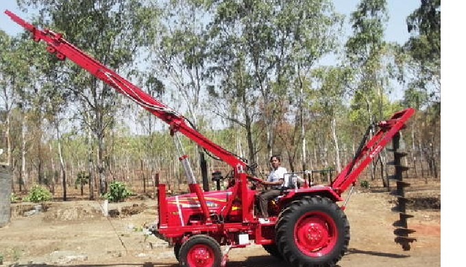 Rapid Industries An ISO 9001 : 2015 Certified Company, We are the manufacturer of JCB fitted Grader,...