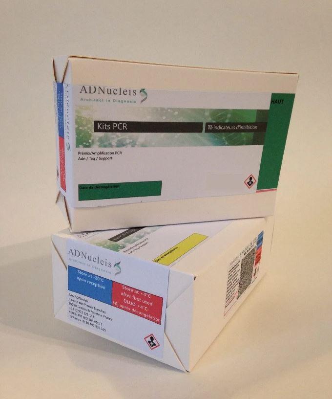 ADNucleis vous présente les kits Alicyclobacillus spp : Réactif de rt-PCR pour la détection d'Alicyc...