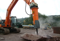 * Maxpower Full Hydraulic Rock Breaker/Hammer D-series offers most perfect level of quality with a p...