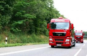 Silniční, kamionová a nákladní přeprava