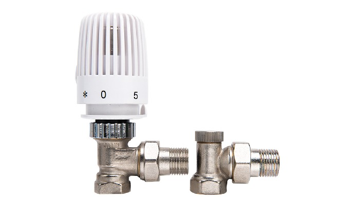 Technical Specification: With thermostatic head and reversible bi-directional body Built-in sensor w...