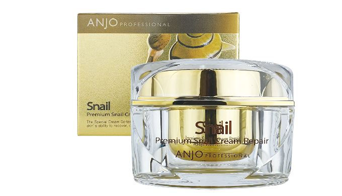 ANJO PREMIUM SNAIL CREAM REPAIR