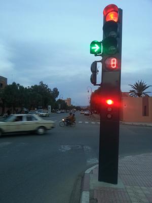 L'ARDES s'occupe de la signalisation lumineuse, de l'éclairage public, de l'étude du génie électriqu...