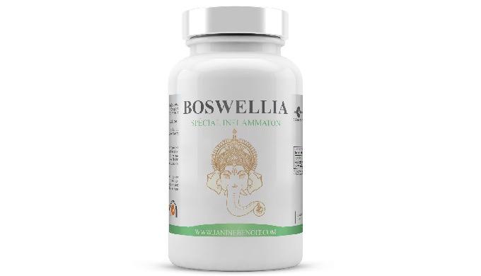 Boswellia cápsulas