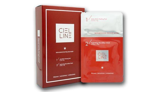 Маска-пилинг для кожи лица Cielline | Маска для ухода за кожей