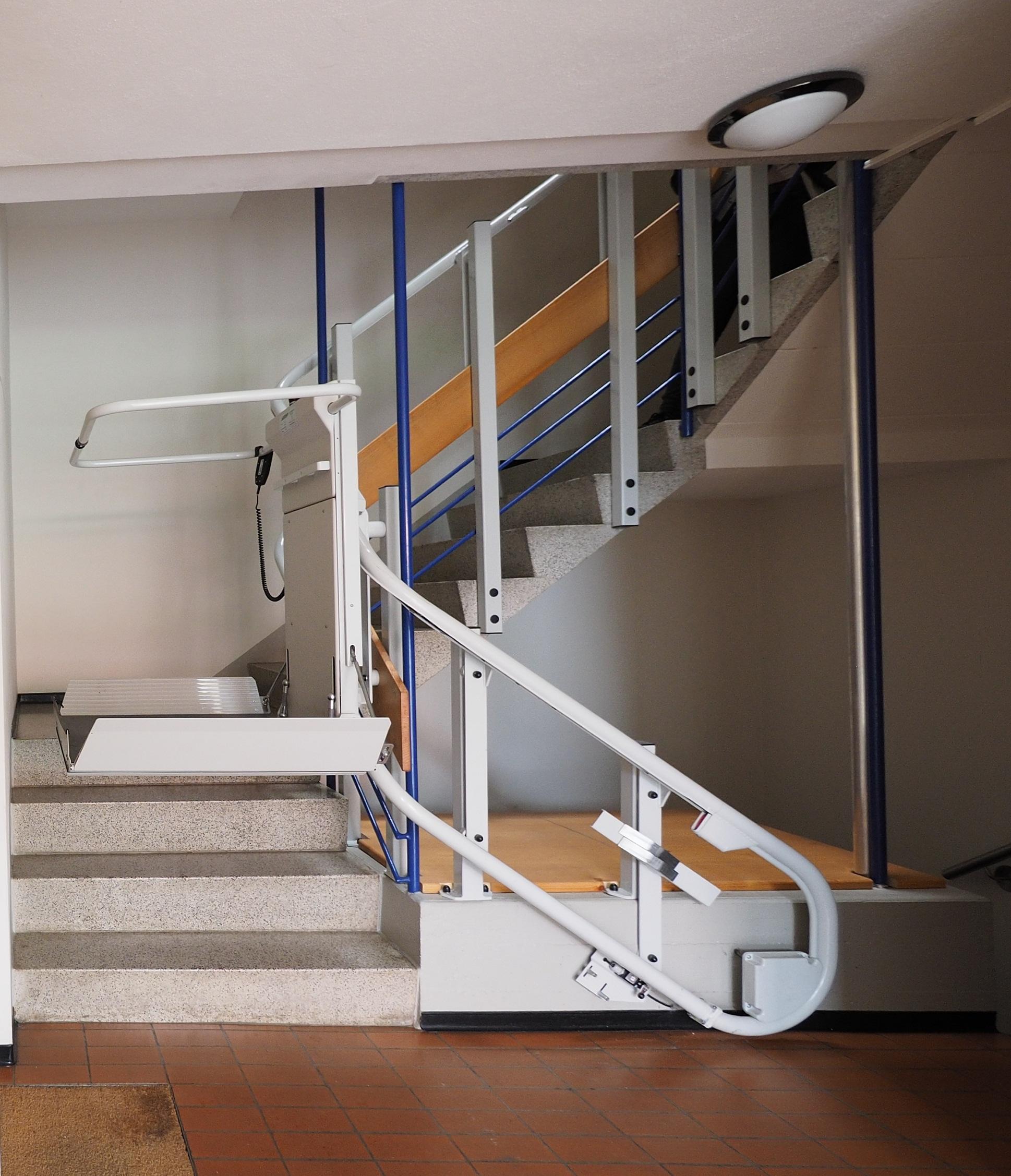 Plattform-Treppenlifte