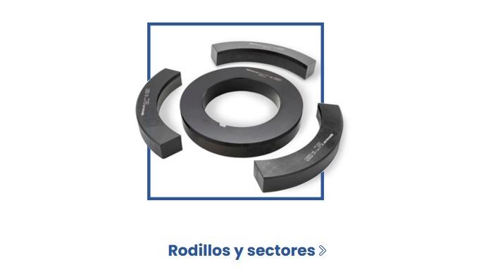 RODILLOS Y SECTORES DE ROSCADO / PLANETARIOS
