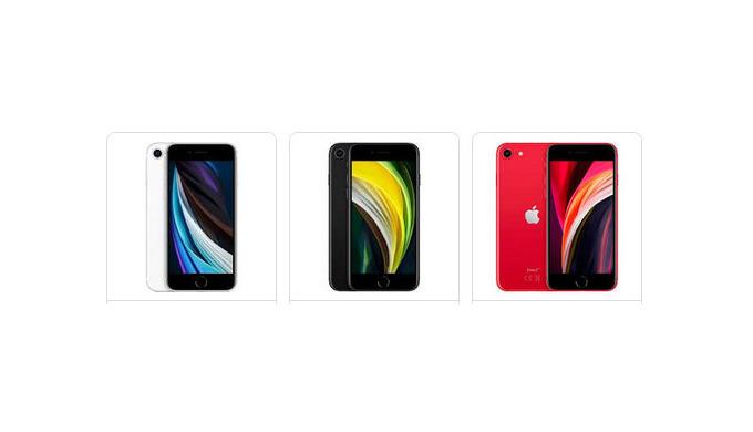 Покупка iPhone SE 2020 в Харькове