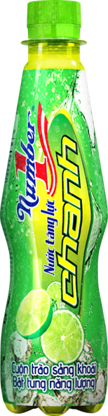 Number 1 Energy Lemon Drink is one of the leading brands in Vietnam and has been voted by consumers ...