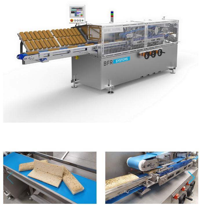 Trancheur de pain polyvalent de BFR Systems