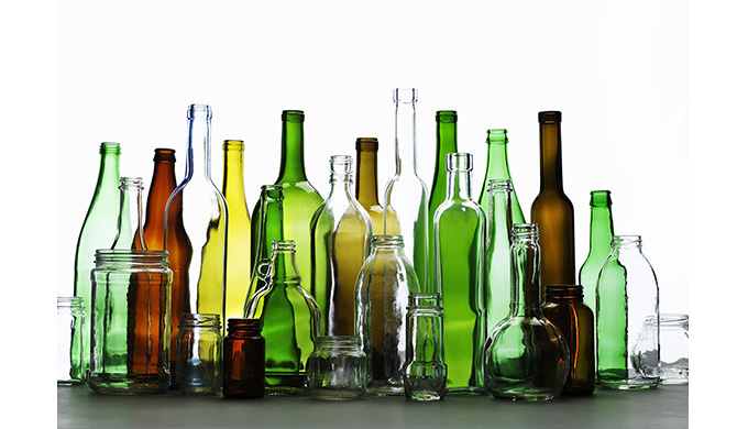 Emballage verre pour industrie alimentaire