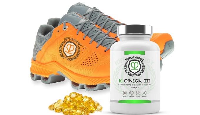 K-Omega III es un suplemento nutricional compuesto de Ácidos Grasos Omega 3 destinado a mejorar el a...
