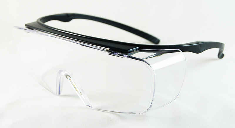 Taiwan fit over safety glassesItem no. HC-B341Nylon frame W/ PC anti-scratch lenses Water proof Anti...