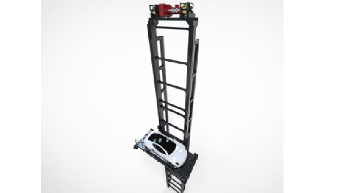 MetroCL  Robotic Parking System