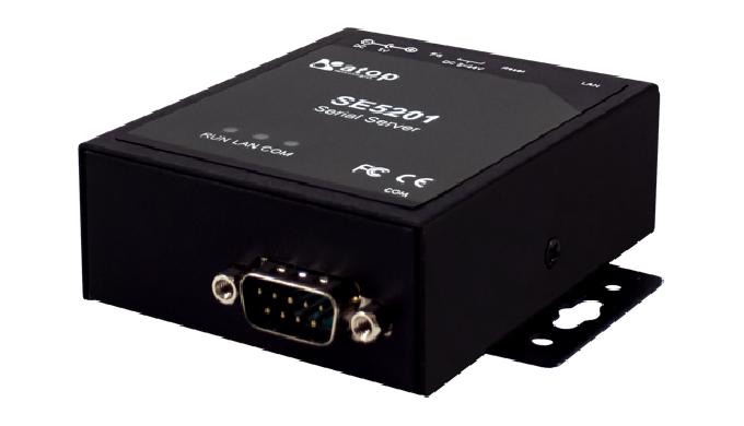 SE5201 / Serial Device Server / Entry-Level Serial Server